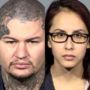 Man and woman arrested in murder and kidnapping case near Desert Inn, Hualapai