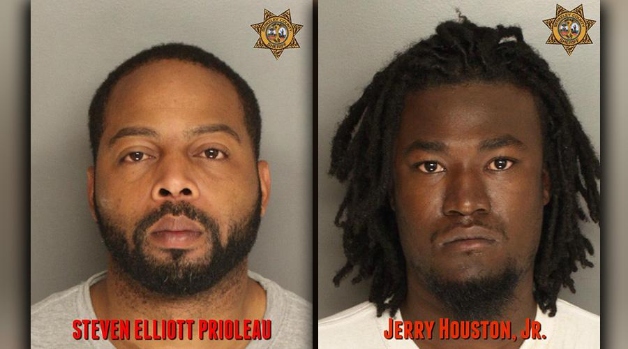 Report: 2 found with pills, pot and cocaine after sharing belief drug dealers were gone