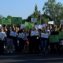 Rogue Regional Medical Center nurses rally for patient safety