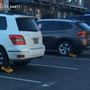 Cars get booted during MLK parade, car owner says police let her park in 'no parking' area