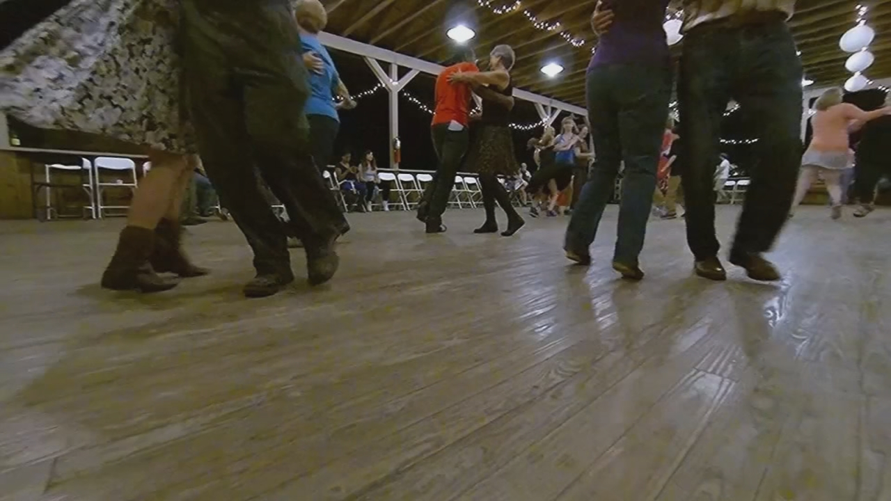 Nothing beats a good ole fiddle tune and a dance floor to cut a rug on! (WCHS/WVAH)
