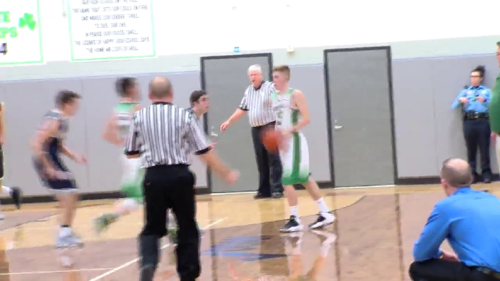 12.30.16 Video- Barnesville vs. Buckeye Local- high school boys basketball