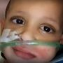 Toddler diagnosed with rare brain cancer