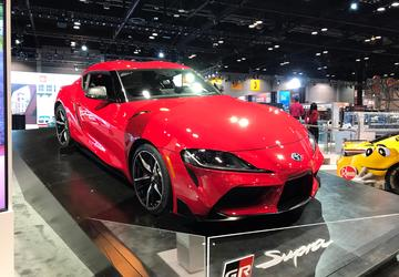 PHOTO GALLERY: Cool cars at the 2019 Chicago Auto Show