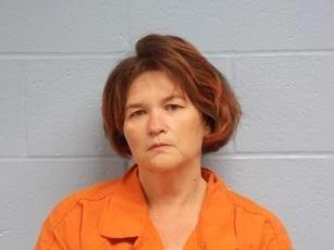 Sheila Quinn, 43, is facing charges of engaging in prostitution and access computer to violate Oklahoma statutes.