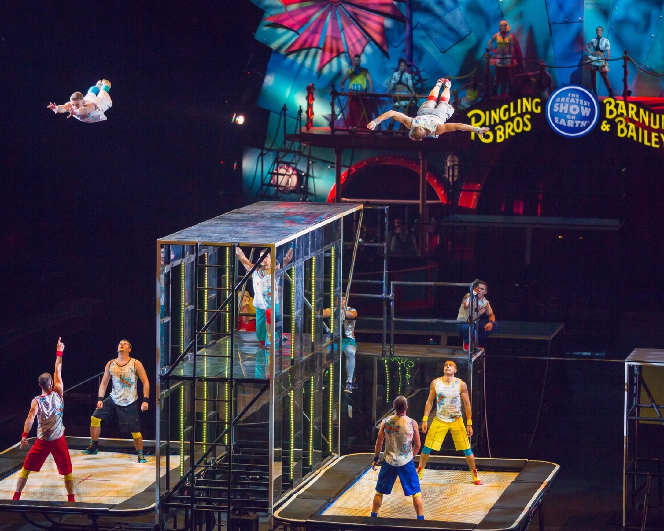 Catch The Ringling Bros. Barnum and Bailey Circus March 10-18 at U.S. Bank Arena. / Image courtesy of  the Ringling Bros. Barnum and Bailey Circus