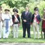 Veterans and friends spend Memorial day weekend at the Fallen Timbers Monument