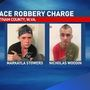 Two accused of robbery after man says he was held up at gunpoint in Putnam County