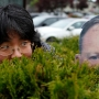 Canadian woman's cutout of Spicer in bush gets attention