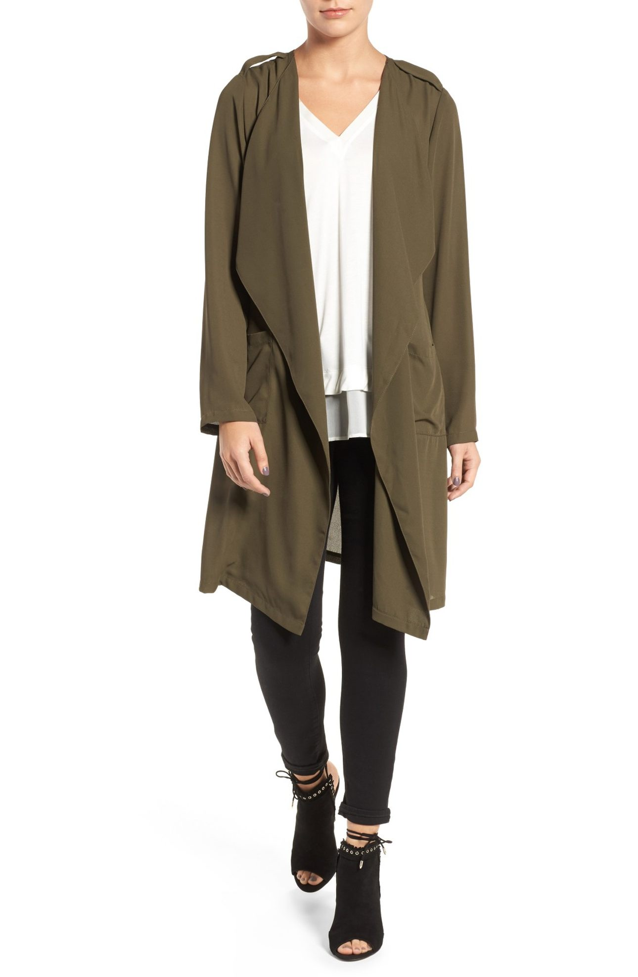 Slouchy Jacket - $89.00 (Image: Nordstrom)