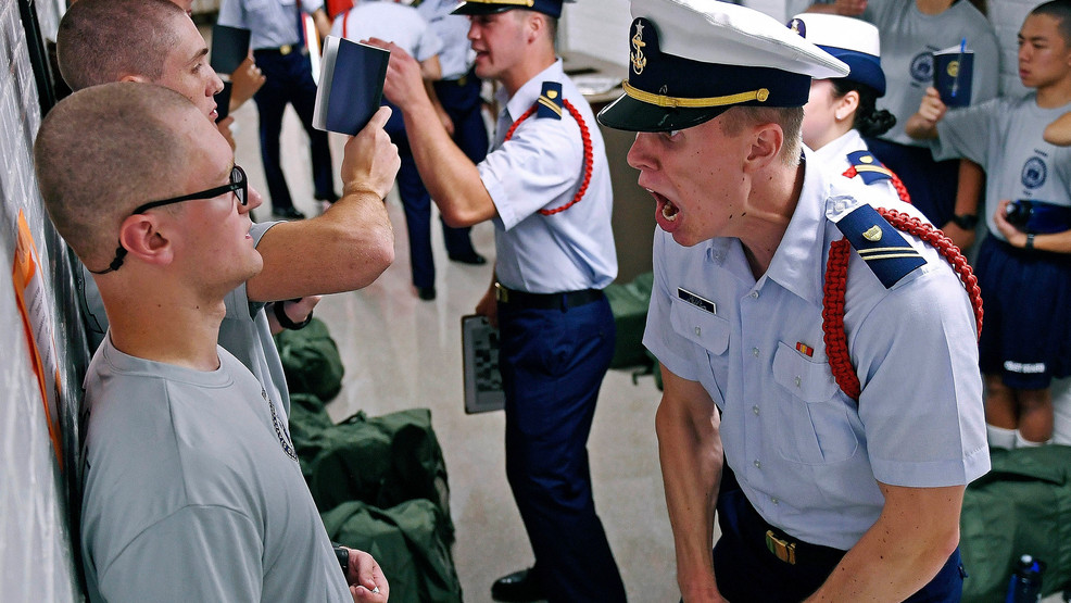 Coast Guard alters training for incoming class due to virus