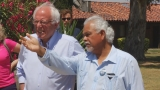 Sanders wraps up Kern County visit in Delano