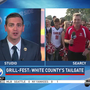Grill Fest: Six White County schools kick off season with pep rally