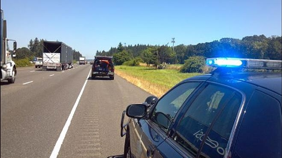 Driver dies in single-car crash on I-5 south of Wilsonville | KATU
