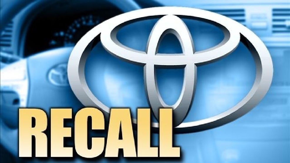 Toyota Recalls 437000 Cars For Abs Brake Problem Wach