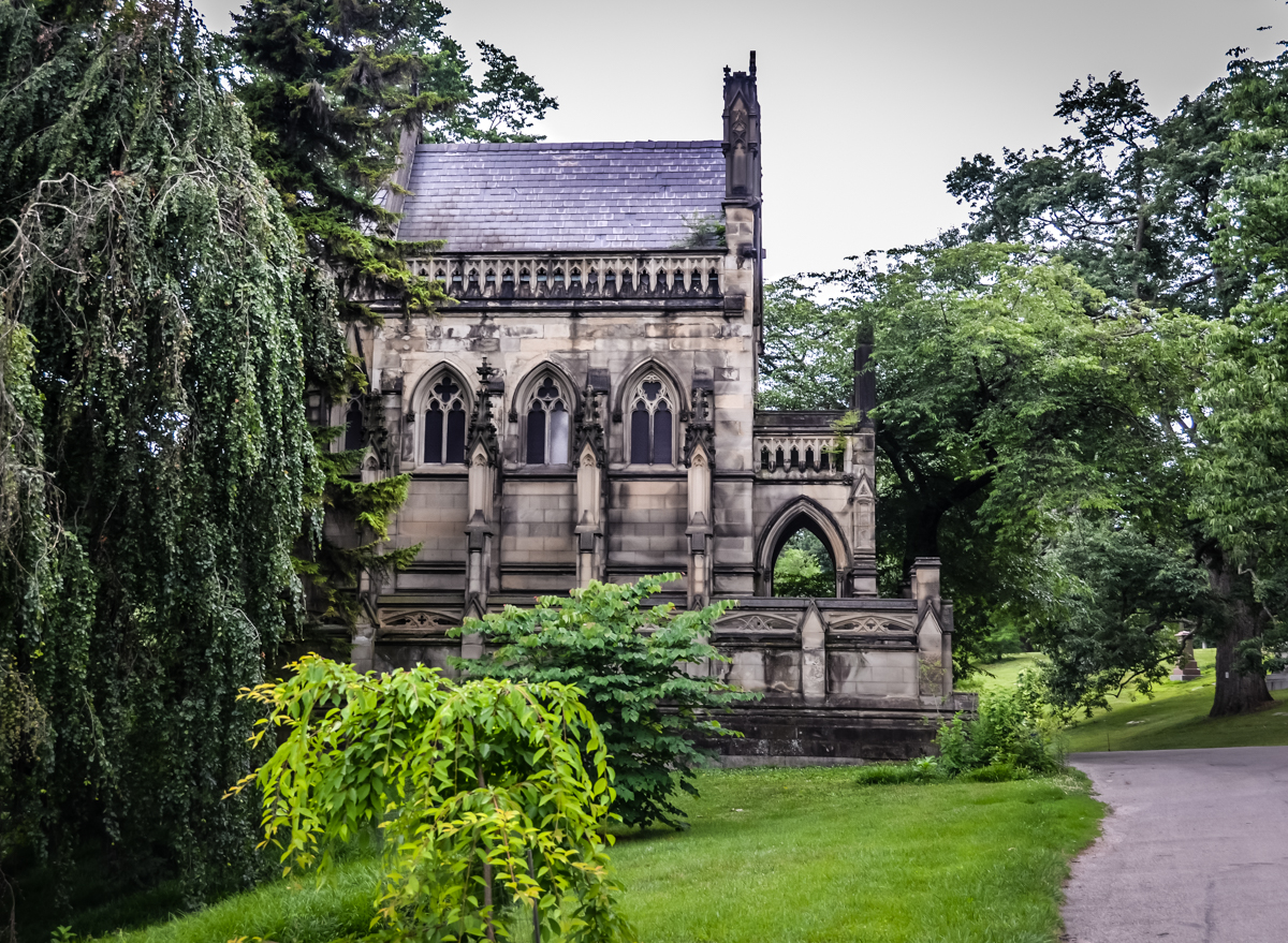 "Story: ""10 Must-Visit Ohio Travel Destinations"" /  Location: Spring Grove Cemetery (Cincinnati, Ohio) /  Image: Sherry Lachelle Photography"