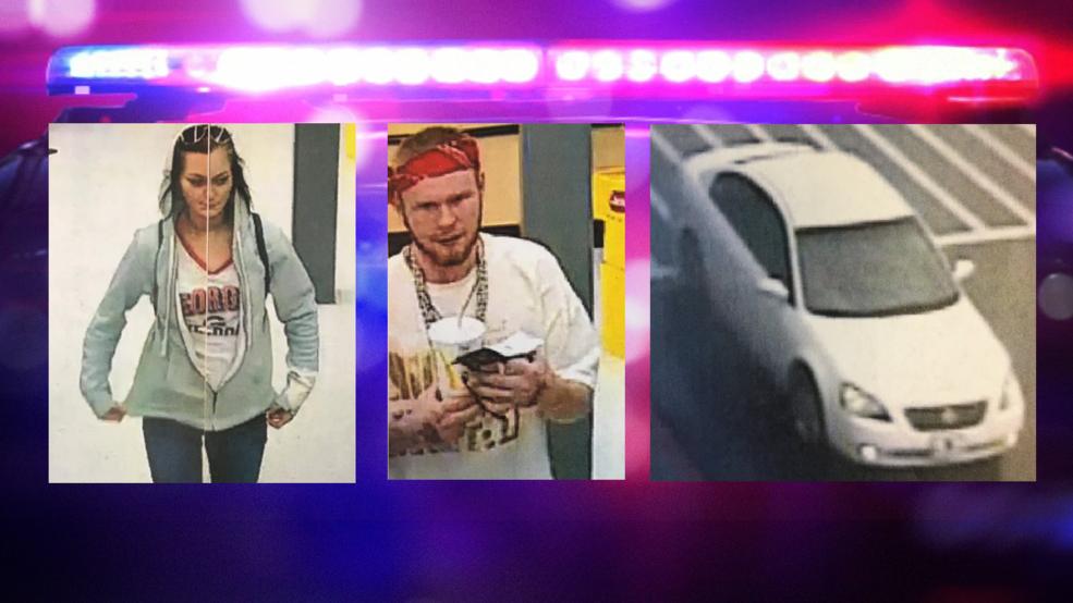 LaFayette police searching for suspects in weekend Walmart
