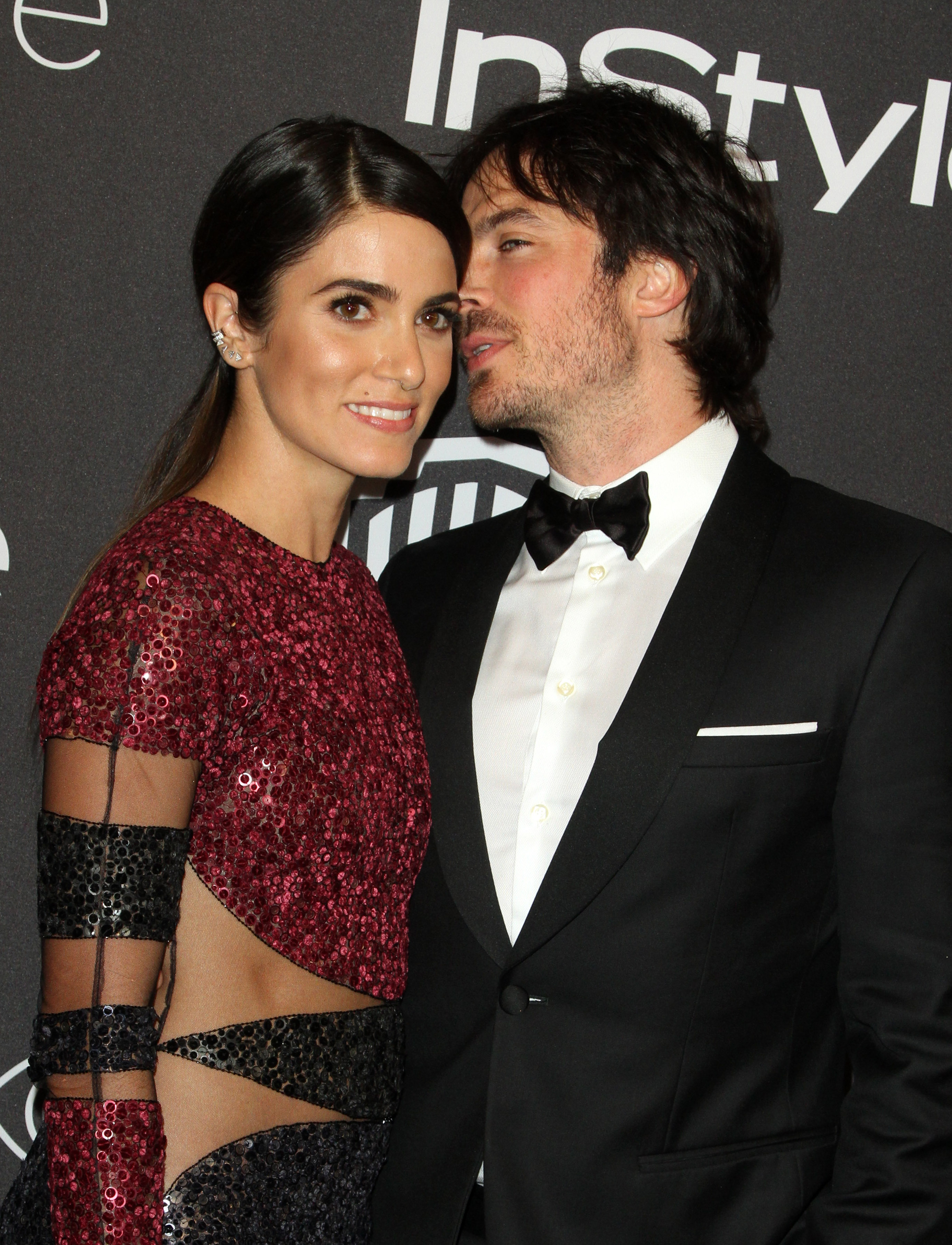 ****File Photos**                                Featuring: Ian Somerhalder, wife Nikki Reed                  Where: Los Angeles, California, United States                  When: 09 Jan 2017                  Credit: Adriana M. Barraza/WENN.com
