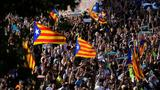 March in Barcelona rejects takeover by Spain