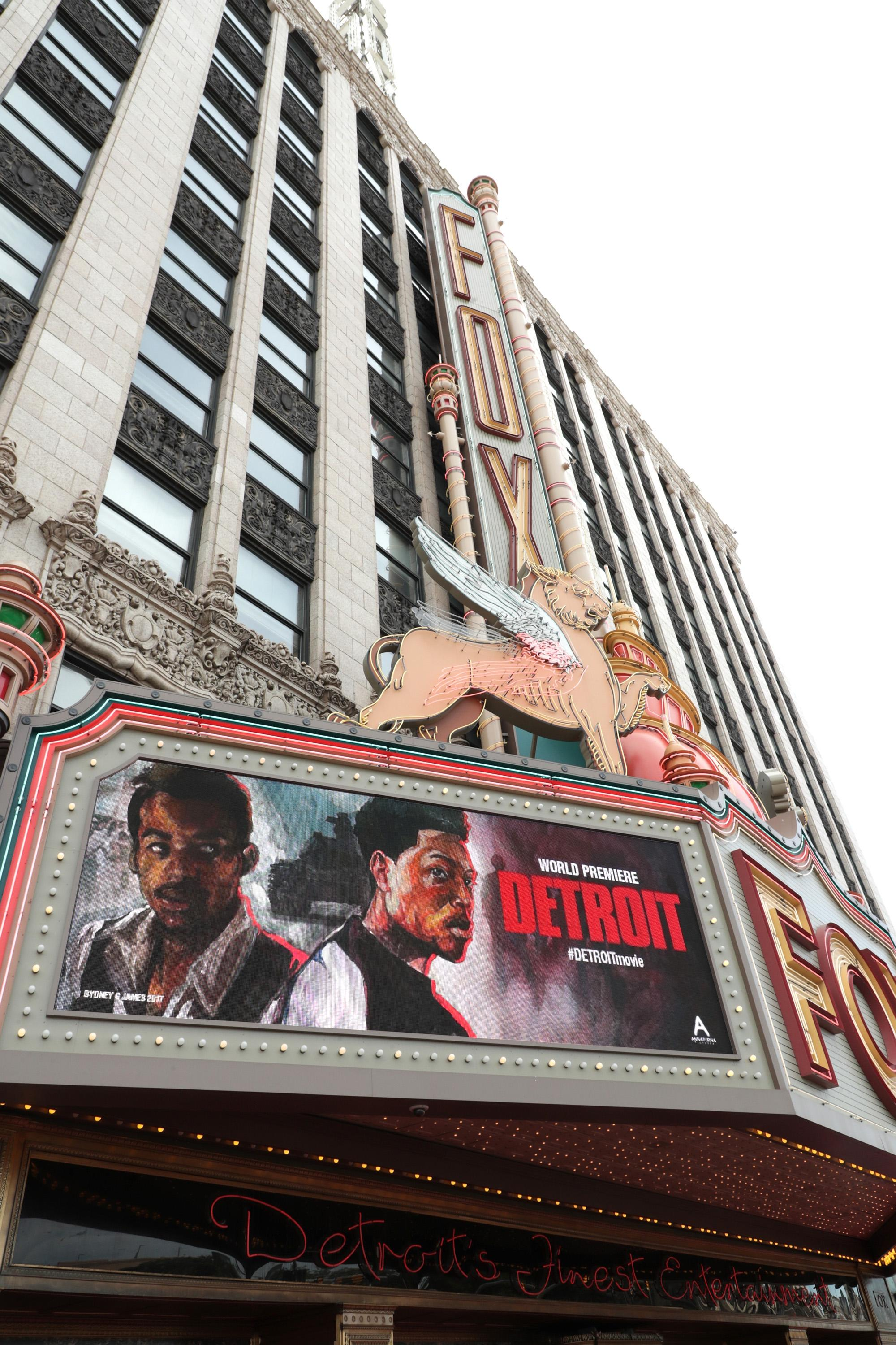 """Detroit"" World Premier Photo: Annapurna Pictures"