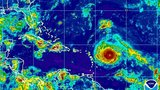 Hurricane Irma strengthens to Category 5 storm as it heads toward Caribbean
