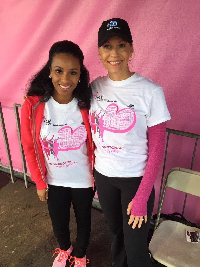 Susan G. Komen Race for the Cure, Saturday, May 7, 2016. (ABC7)