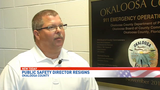 Okaloosa County public safety director resigns