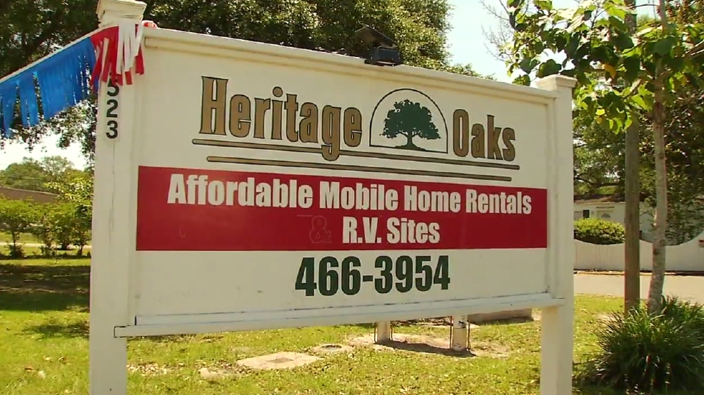 Mobile Home Park Works With Area Vets For Housing
