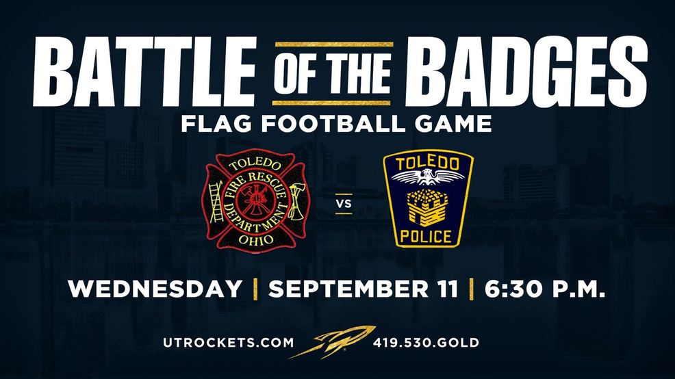 'Battle of the Badges' game between police and fire