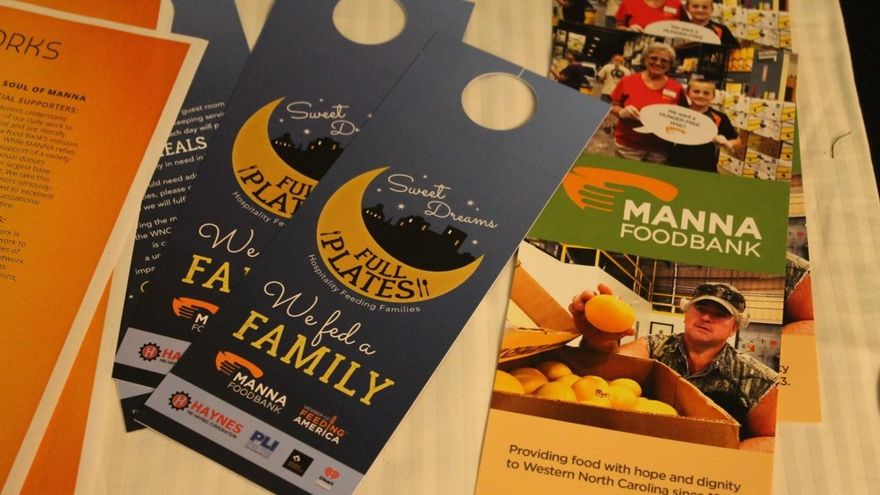 Sweet Dreams, Full Plates fundraiser has local hotels helping local hunger relief efforts