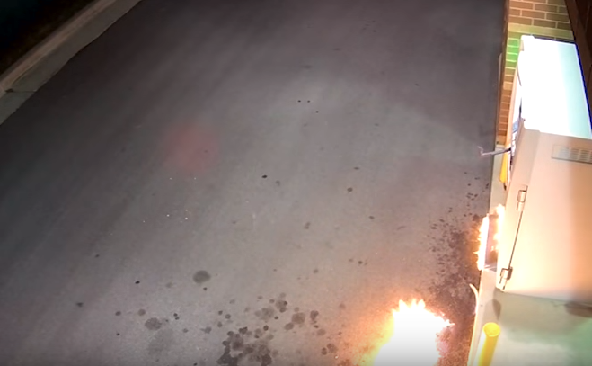 FBI releases video of ATM arsons in West Jordan (Photo: FBI)