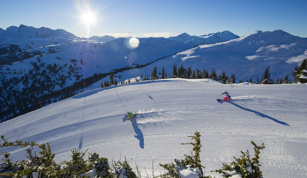 Photo courtesy: Whistler/Blackcomb Ski Resort