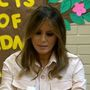 First Lady Melania Trump visits child detention center in McAllen