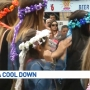 Fiesta-goers celebrate Fiesta De Los Reyes in cooler weather than normal