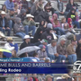 Redding Rodeo busts ahead despite clouds