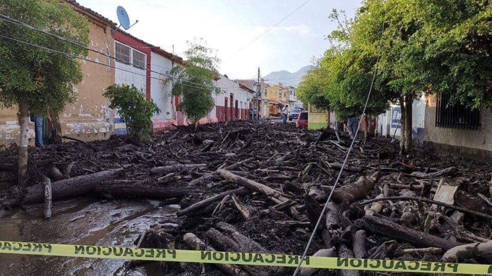 Registran Tres Muertes Por Desbordamiento De Río En San Gabriel