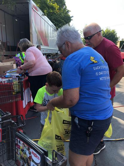 Happening Wednesday: 2019 Ingles Tools for Schools Drive