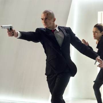 Movie Review Hitman Agent 47 Kutv