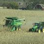 Corn harvest nears completion