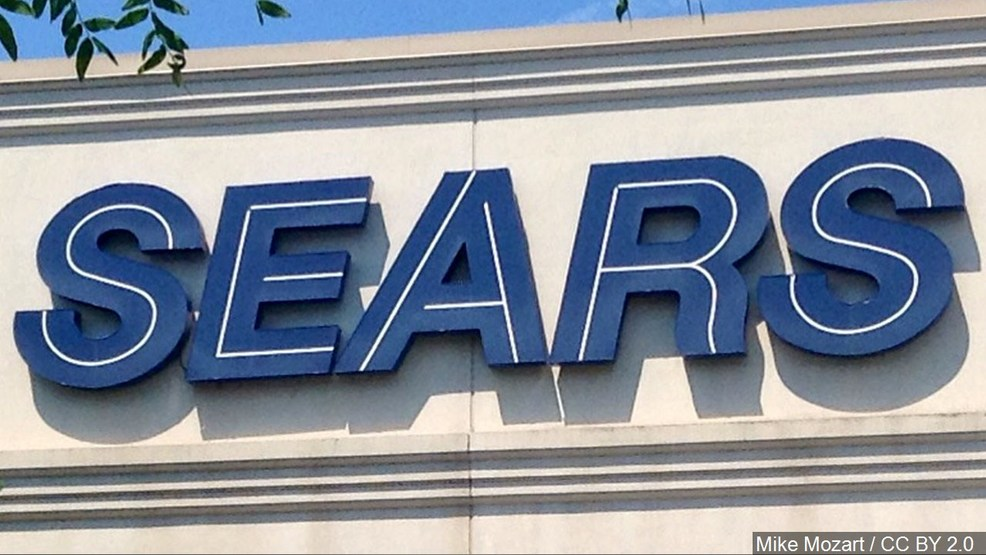 Sears Store At The Dayton Mall Set To Close In November Wrgt