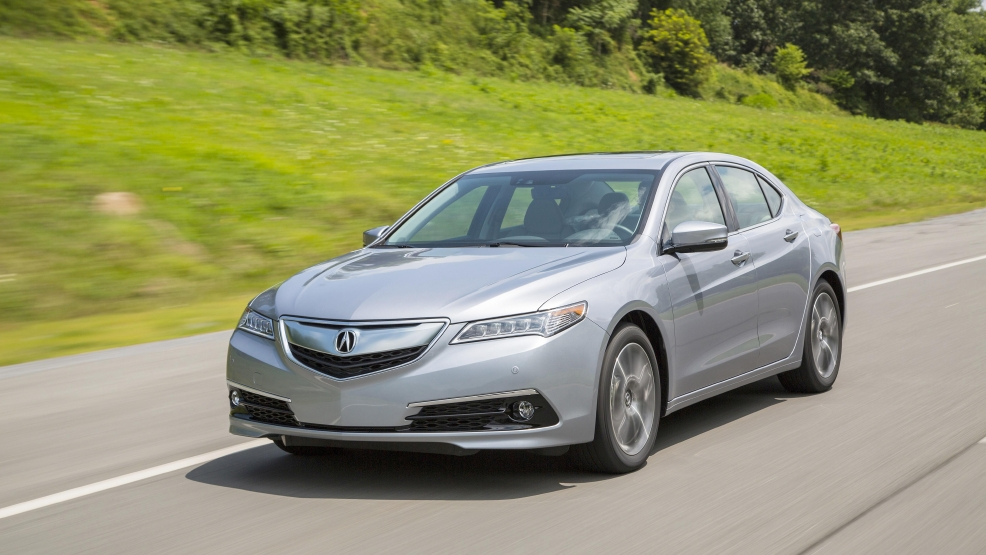 2015 Acura Tlx Recalled To Fix Transmission Glitch Katu