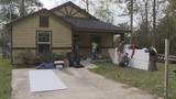 Habitat for Humanity and LU Students help rebuild homes