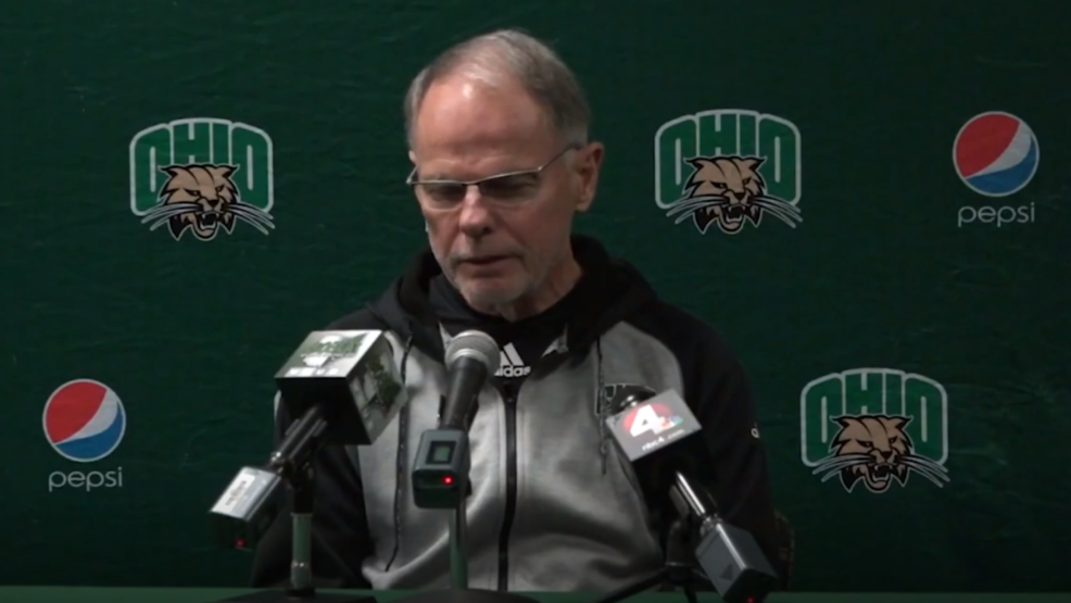 Hear From Ohio Football Head Coach Frank Solich On The
