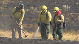 "Firefighters gain control of Selah ""Sheep Fire"""
