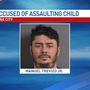 Iowa City man accused of assaulting child