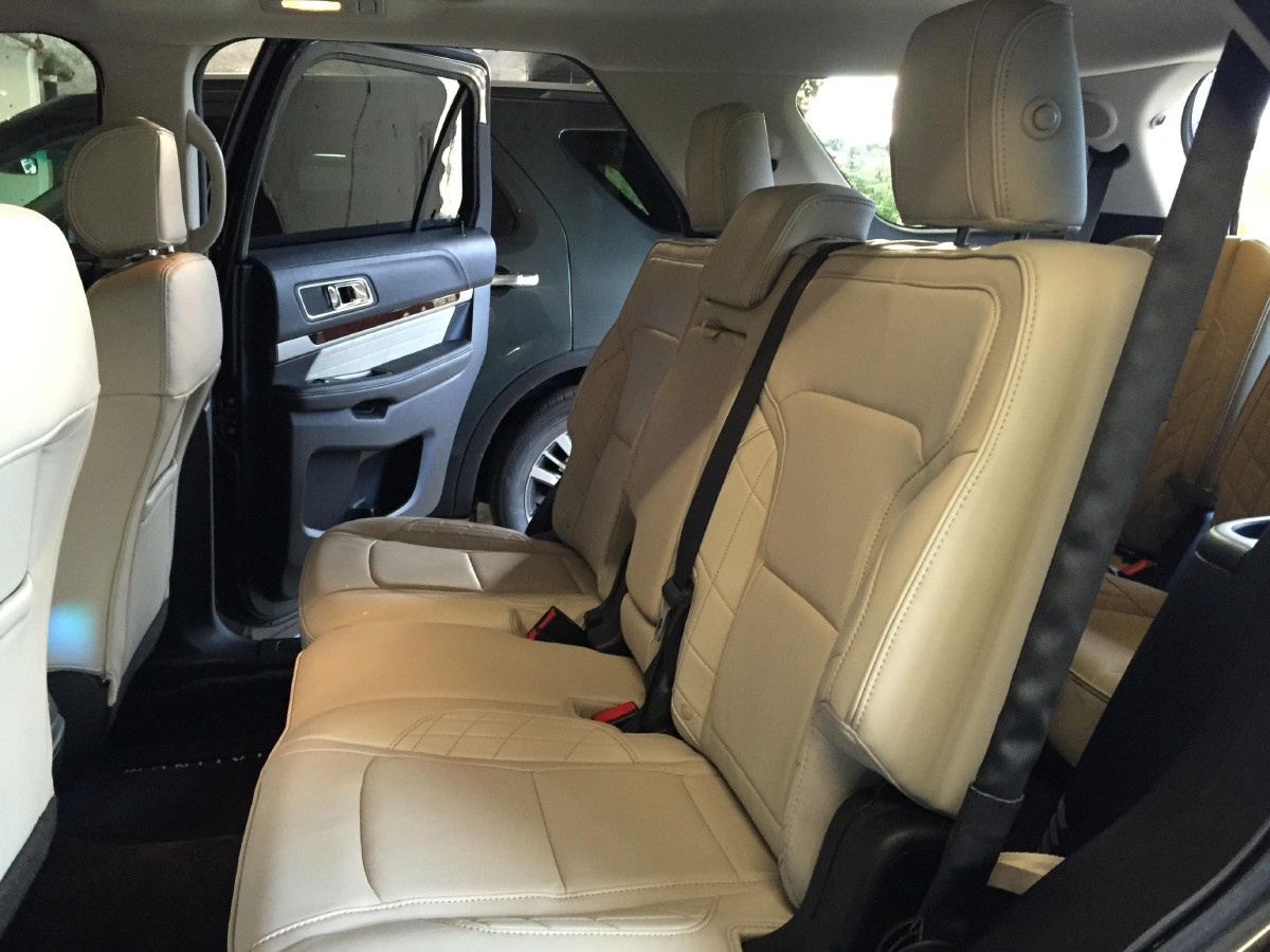 2016 ford explorer platinum where luxury meets adventure wpde. Black Bedroom Furniture Sets. Home Design Ideas