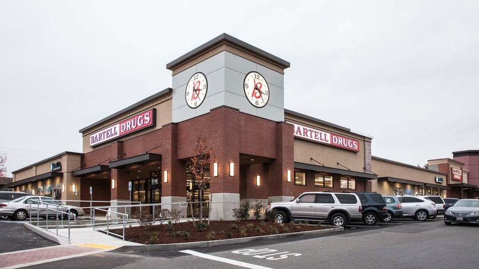 Bartell Drugs Unveils Its largest Store Yet .