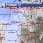 Cold weekend, snow likely Sunday