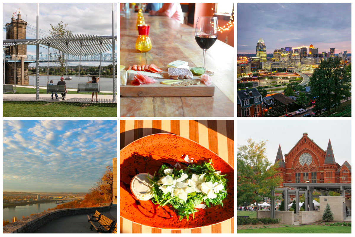 "And that, dear friends, is just one way to do the Queen City. What's your ""Perfect Day In Cincy?"""