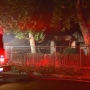Crews save cat in central Bakersfield house fire